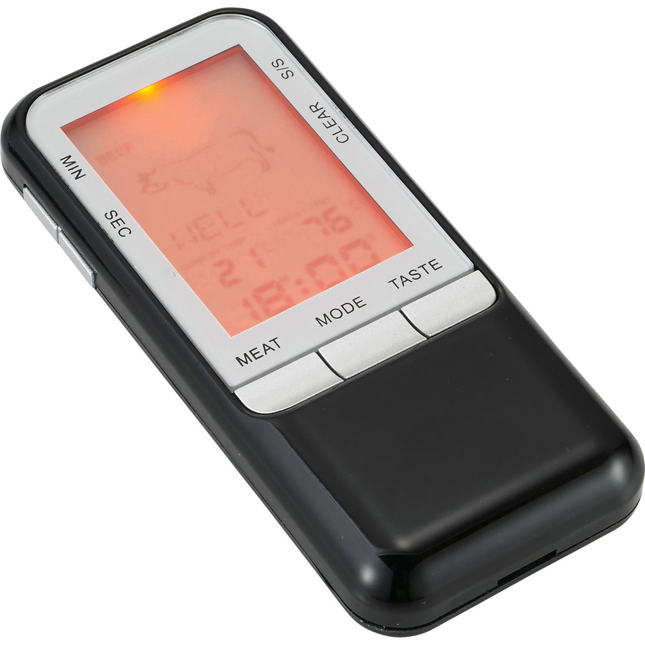 Promotional Item #3: BBQ THERMOMETER WITH WIRELESS REMOTE